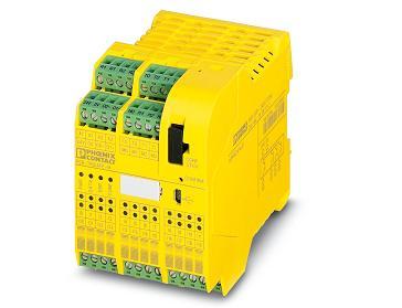 菲尼克斯电气PSR-TRISAFE可编程安全模块