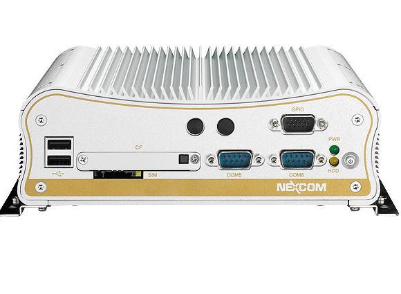 新汉无风扇工业计算机NISE2100A系列