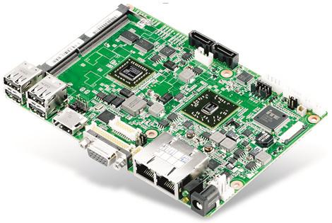 研华科技MIO-5270嵌入式单板电脑
