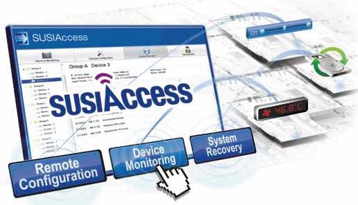 研华SUSIAccess远程监控嵌入式设备软件