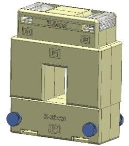江苏安科瑞低压开口式电流互感器AKH-0.66K