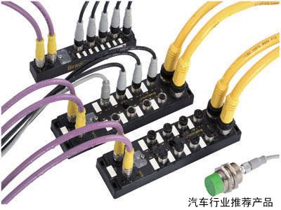 宜科(ELCO)推出-P67分布式I/O模块