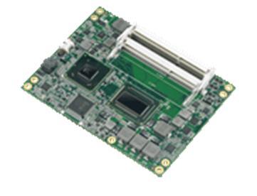 研华适用于高清视频会议系统的COM新品SOM-5890模块