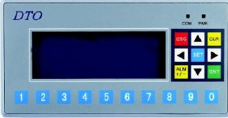 MD306L HMI人机界面 文本显示器 文本屏 文本屏厂家