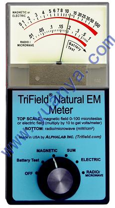 阿尔法-TriField?自然电磁仪-NEM