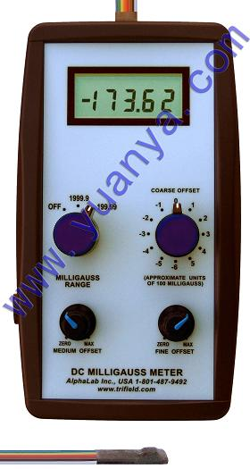 阿尔法-直流磁场仪-DCM
