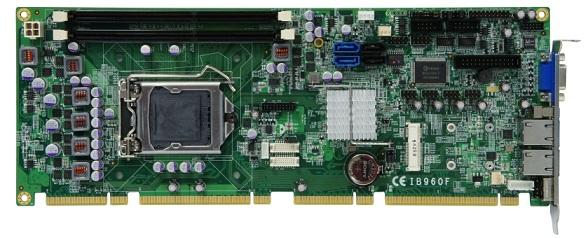 广积推出Intel Q45架构PICMG 1.3长卡- IB960