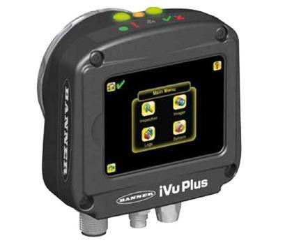 美国邦纳iVu Plus图像传感器