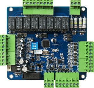 深蓝SL1500-NH2全新风热泵控制器