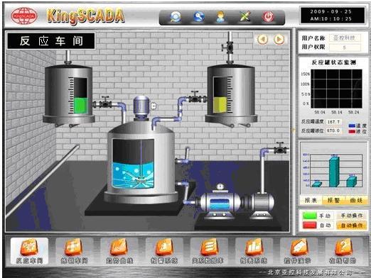 亚控KingSCADA 3.1数据采集与监控软件