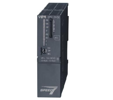 VIPA高性能的SPEED7 CPU314SE紧凑型PLC