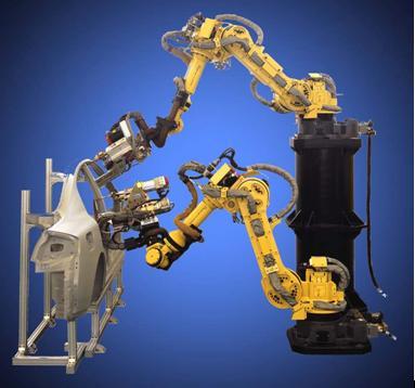 FANUC高速紧凑型智能机器人R-1000iA/100F