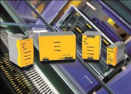 图尔克用于工业现场的24V开关电源