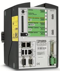 发现安全--菲尼克斯电气RFC 470S PROFIsafe控制器