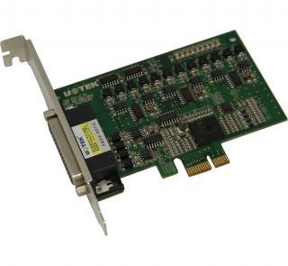 宇泰4口RS485/422 PCI-E高速多串口卡 UT-794