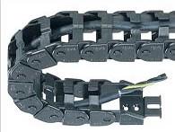 拖链电缆|易格斯方便型拖链 - 易于装填 - 可非常方便地压入电缆