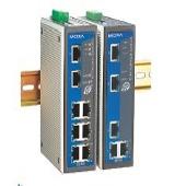 MOXA-工业以太网交换机-EDS-405A/408A-EIP系列