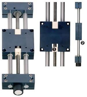 易格斯丝杠导轨|滑动直线轴承|直线滑动平台|DryLin SHT-PL