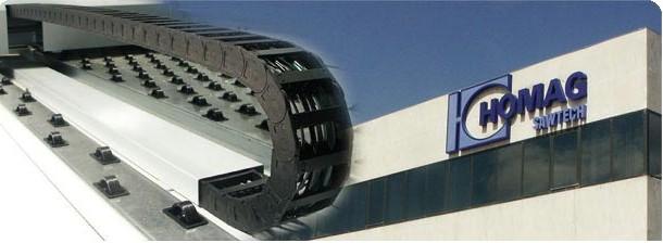 易格斯拖链电缆|工程塑料拖链|用于机械和设备的预装配拖链系统