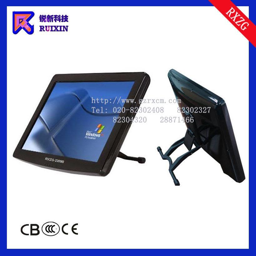 锐新RXZG-2209B触摸电脑一体机(单点多点)