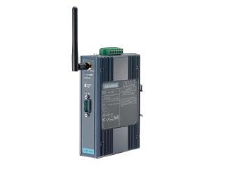 研华1端口RS-232/422/485无线串行设备联网服务器EKI-1351