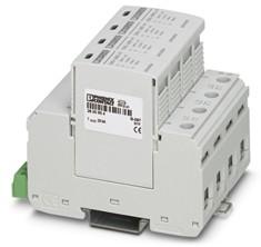 建筑行业低压配电系统S系列电涌保护器