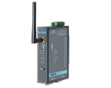 研华2 端口RS-232/422/485转GPRS网关EKI-1322