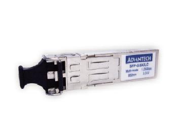 研华小型可插拔SFP光收发器模块配件