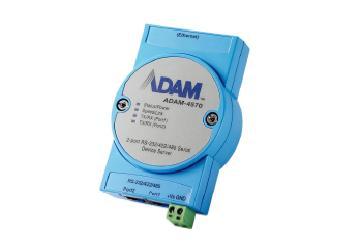 研华2端口RS-232/422/485或RS-232串行设备联网服务器ADAM-4570/L