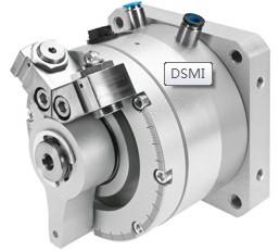 气伺服摆动气缸DSMI