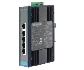 研华8 端口全千兆非网管型工业以太网交换机EKI-2728