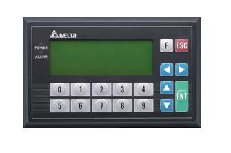 台达TP04G-BL-C数字键输入型文本