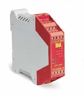 安全继电器(美国STI)