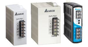 台达DVP&CLIQ系列导轨式工业电源