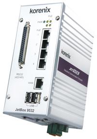 苏州Korenix总代理JetBox 9532销售通讯管理机