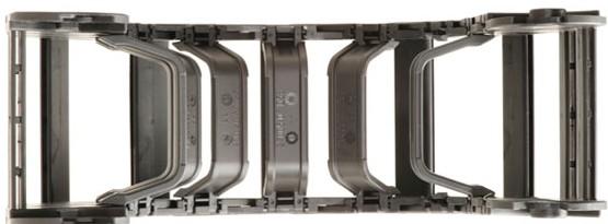 易格斯拖链电缆\塑料拖链\进口拖链\适用于大型气管 - 更大容量易格斯拖链