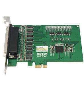 宇泰科技 PCI-E转RS232多串口卡 UT-788
