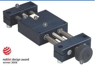 直线导轨|滑动轴承|易格斯DryLin  SHT - 丝杠平台