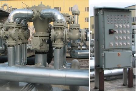 rtu自动计量系统在艾哈代布油田的应用