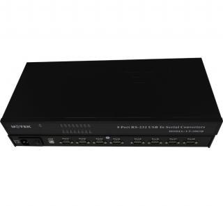 深圳厂家USB转8口RS232集线器—USB2.0集线器HUB UT-2003B