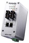 柳州Korenix总代理JetCon 2302-s销售光电转换器