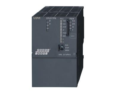 VIPA面向高速自动控制的PROFINET主控CPU