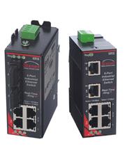 美国Sixnet工业以态网交换机 SL/SLX-6RS