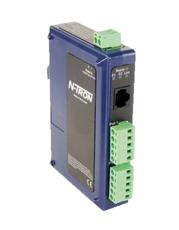 美国恩畅N-TRON工业以态网交换机串口服务器 ESERV-11T12T