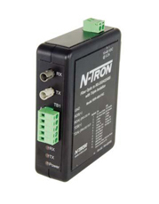 美国恩畅N-TRON工业以态网交换机串口服务器SER-485-FXC