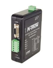 美国恩畅N-TRON工业以态网交换机串口服务器SER-485-IC