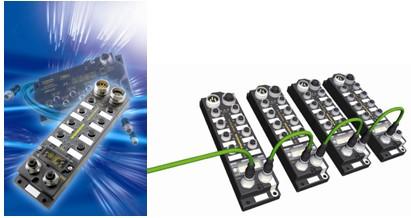 图尔克FGEN系列多协议工业以太网总线I/O模块