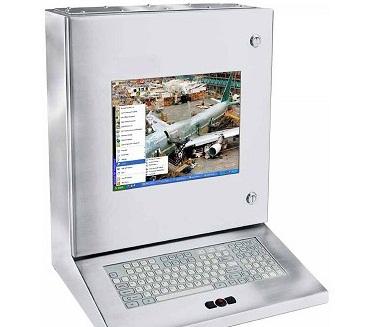泓信嵌入式客制化工业现场控制机 WS-862