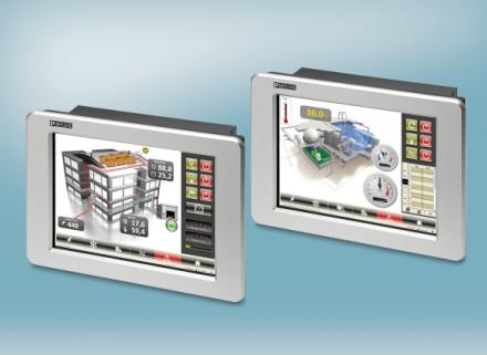 菲尼克斯电气高性能等级的HMI产品——TP5000系列