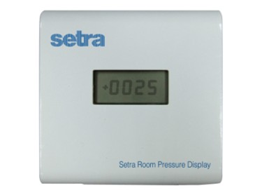 丹纳赫Setra SRPD面板显示型微差压传感器